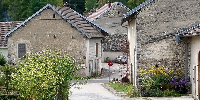 Crillat, Jura