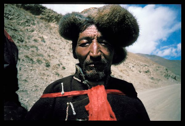 Nomad, Tibet