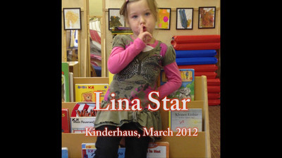 Lina singing star
