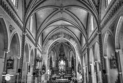 Iglesia de Maria Auxiliadora, Granada Nicaragua