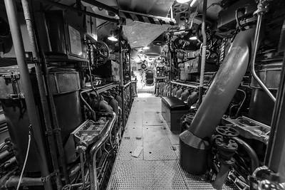 Inside the Submarine