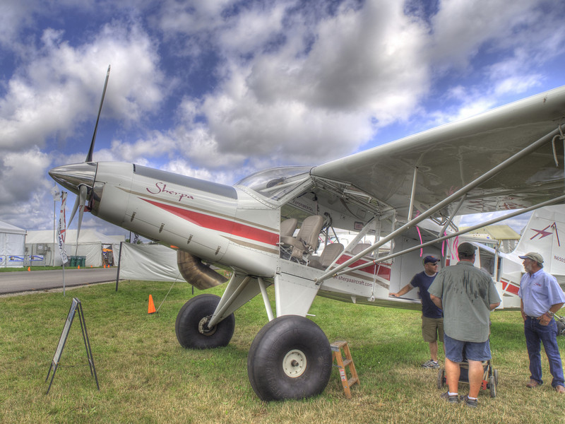 Sherpa K650T at AirVenture - HDR - 28 July 2010