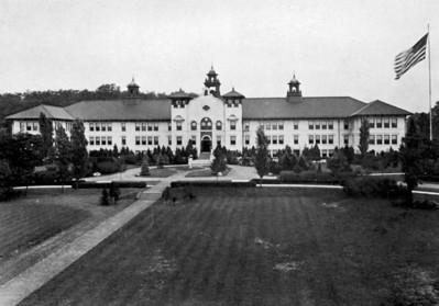College Hall photos