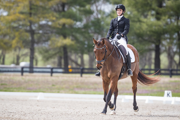 Jessica Turner at the Ky. Horse Park 3.25.17.