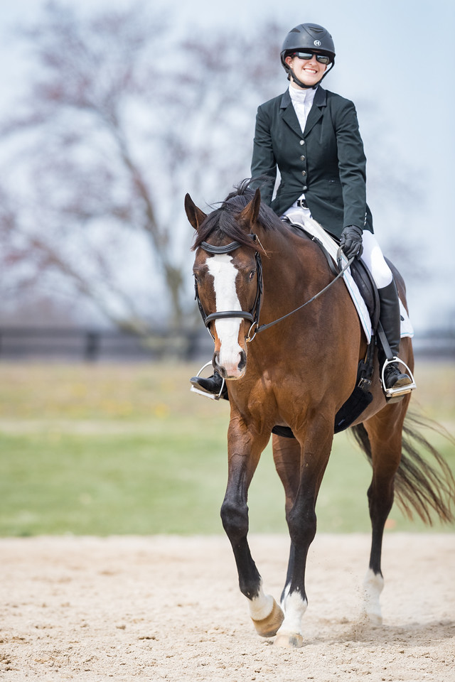 Amelia Proto at the Ky. Horse Park 3.25.17.