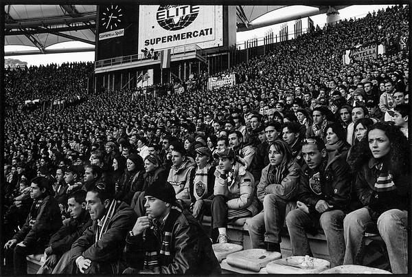 Roma fans, Rome