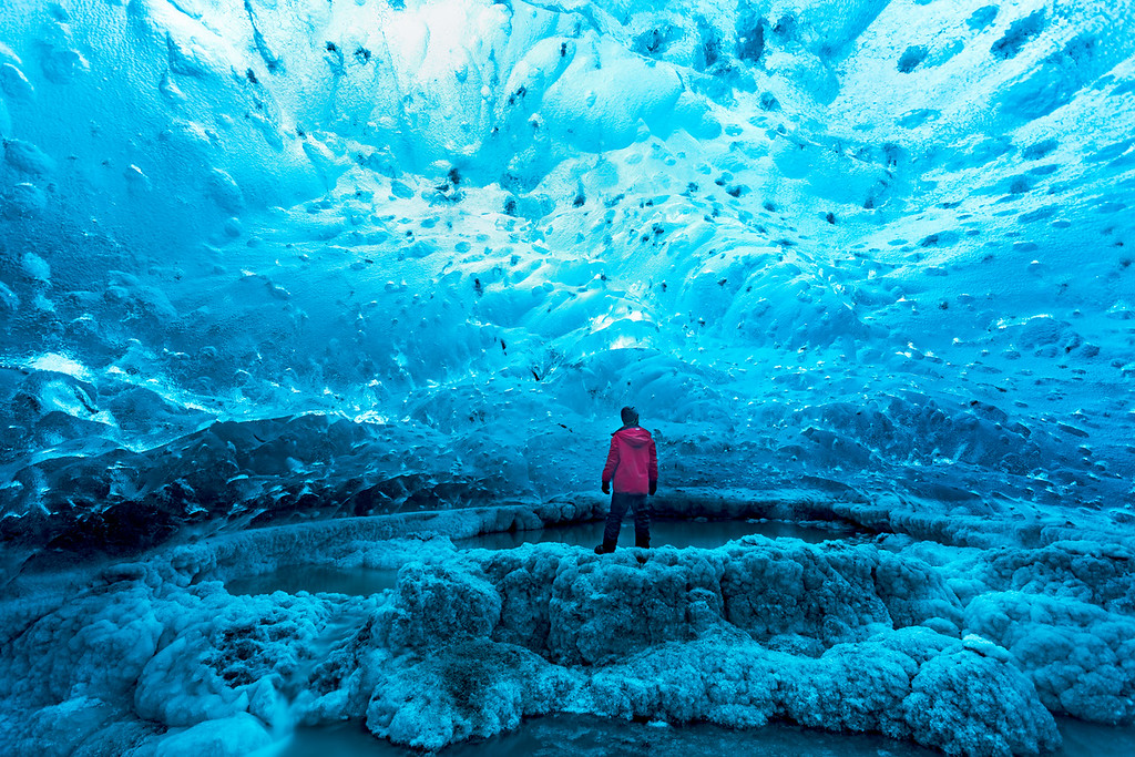 Surrounded by Ice!
