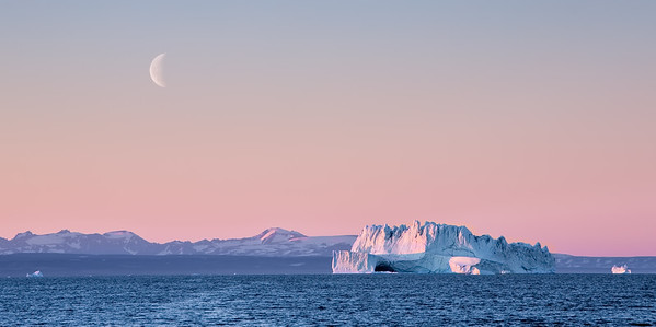 Greenland Summer Light