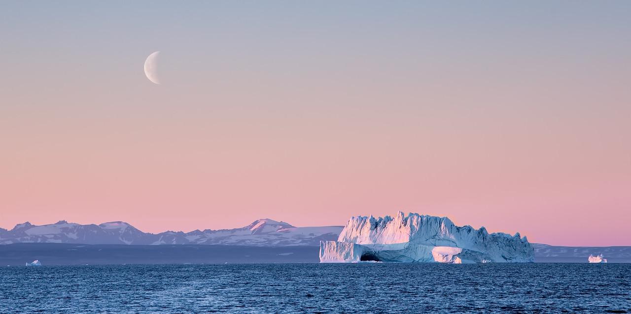 Greenland Summer Light