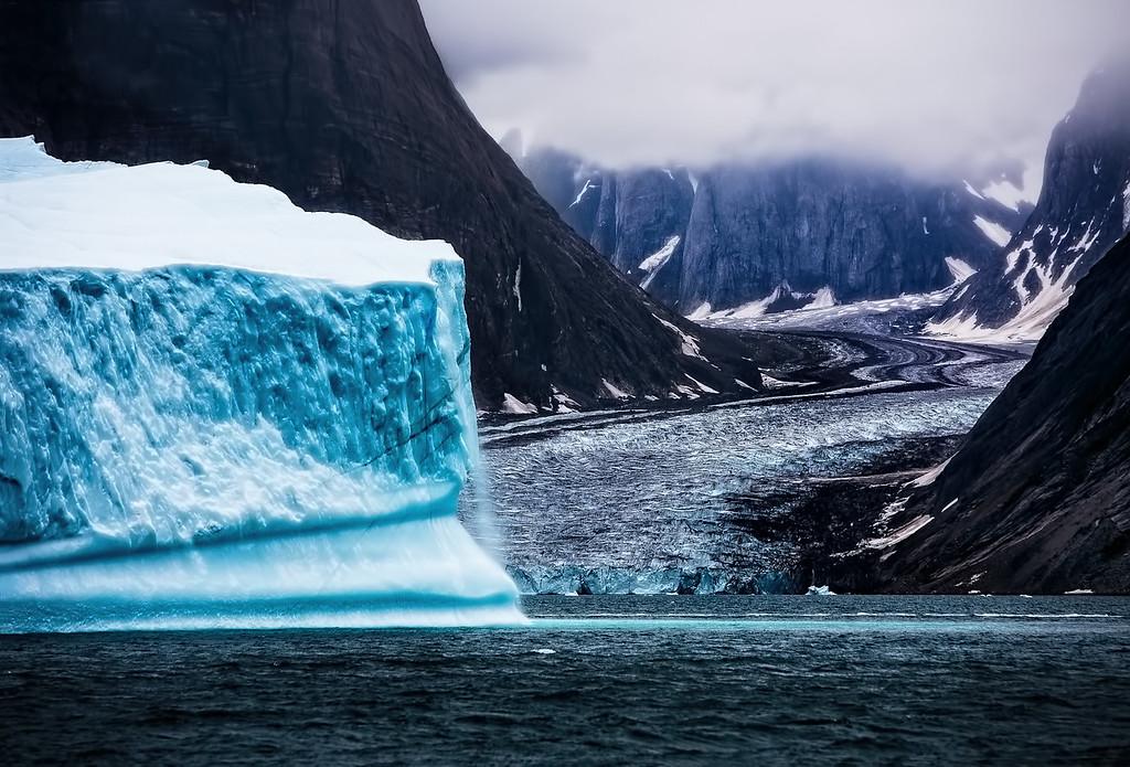 Glacial-iceberg-greenland