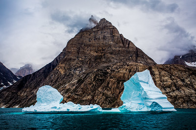 Triangle Peak Greenland