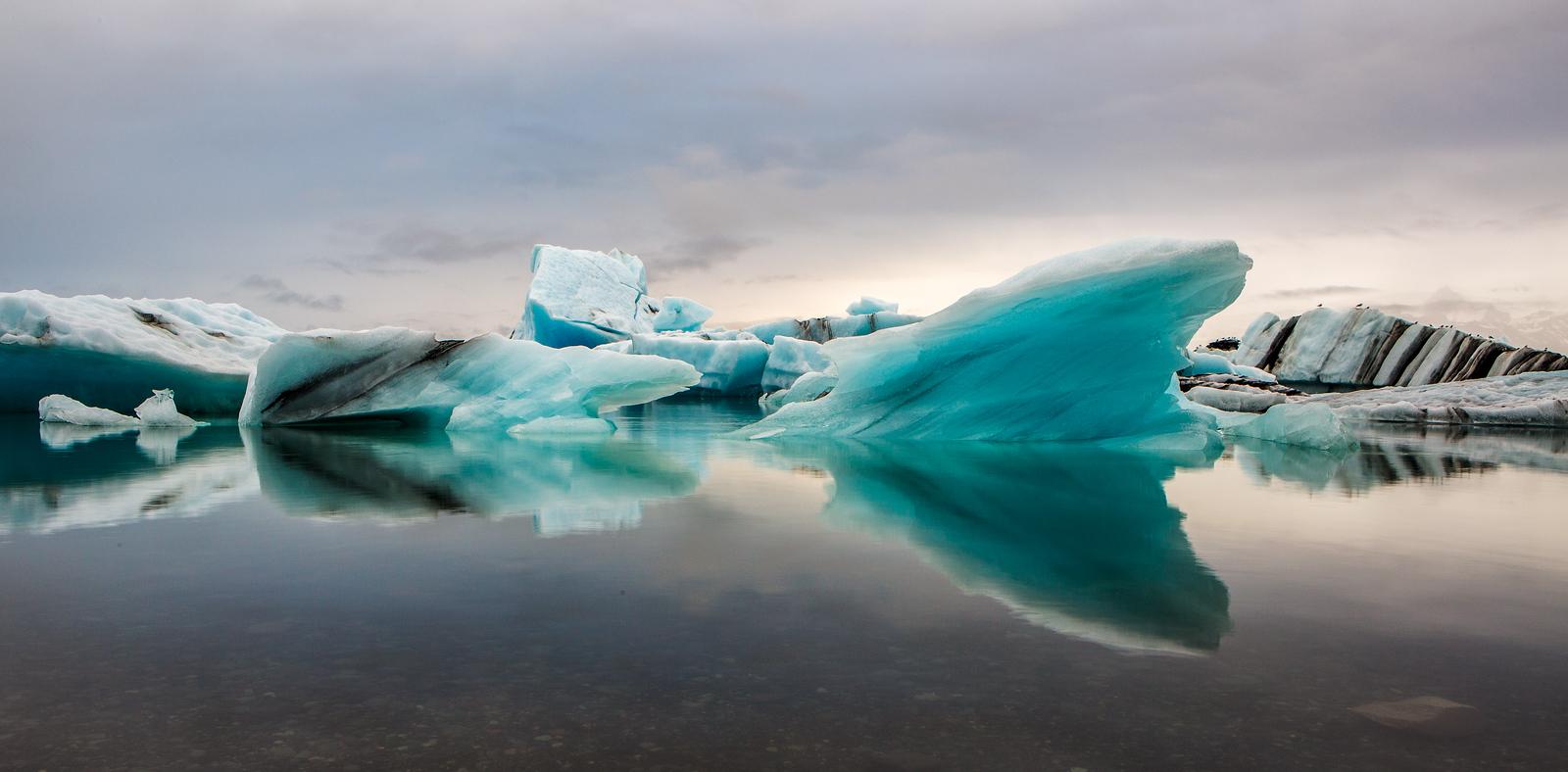 Floating Ice
