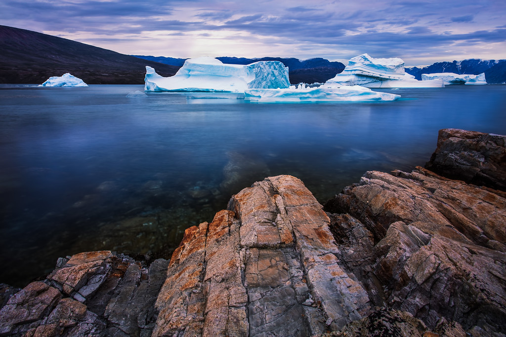 Rugged Greenland