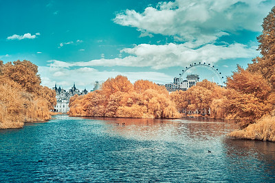 St James's Park - London, England