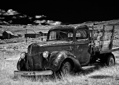 1940 Ford 1 ton truck; Bodie State Park, California
