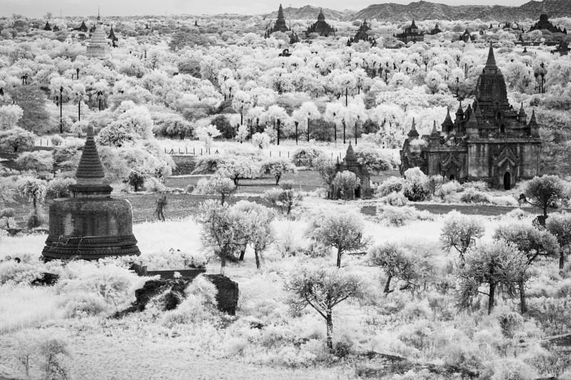 Bagan pagodas 3