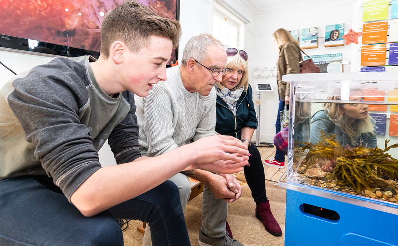 Delighted to shoot for the opening of the Arran Coast 'Octopus' Centre.  A great milestone for all involved in the Coast project.  More shots to follow, will be posted on my portfolio site and FB in due course.