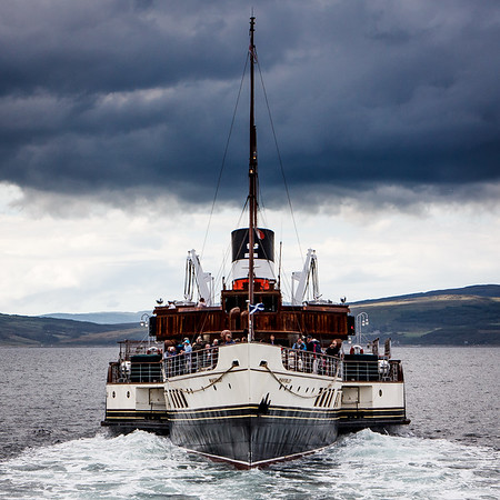 Paddle Ship Waverley