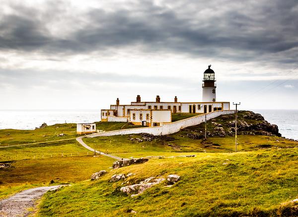 Lighthouse, Neist Point