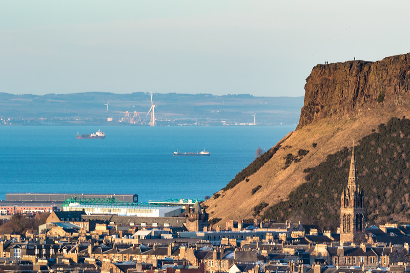 Edinburgh... a city that combines culture, heritage, industry, the outdoors and some decent hills and scenery too.  I took this for granted when growing up here, but not any more.