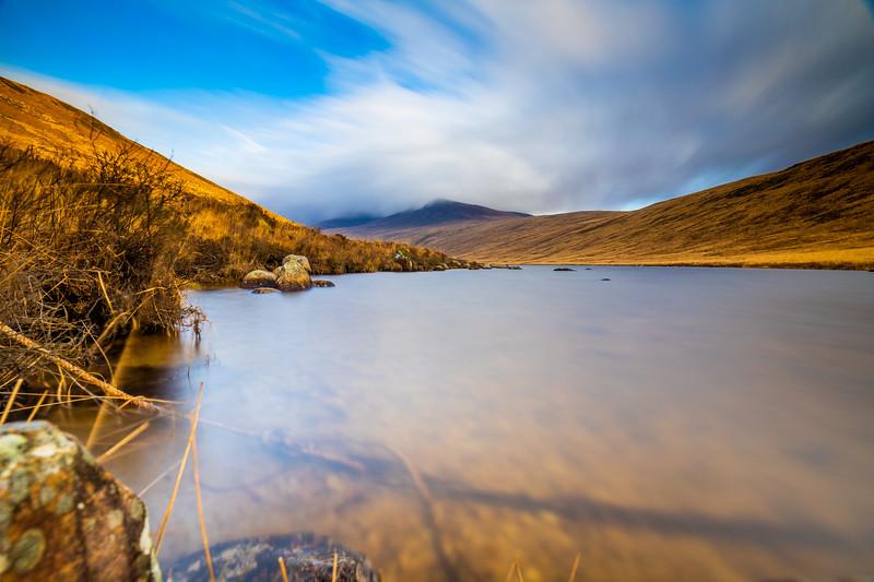 Loch Iorsa a couple of days ago.