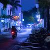 Evening in Hanoi