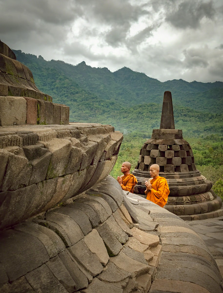 Borobudur Prayers