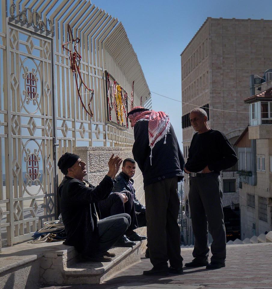 Bethlehem-Friendly Conversation