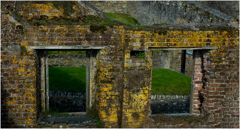 Ireland County Cork Kinsale Charles Fort 17 September 2017