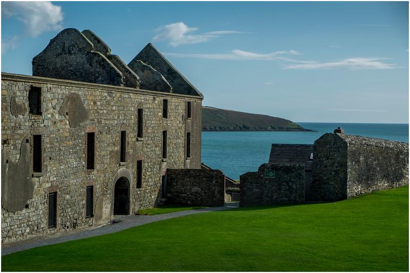 Ireland County Cork Kinsale Charles Fort 2 September 2017