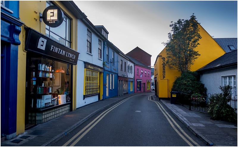Ireland County Cork Kinsale 76 September 2017