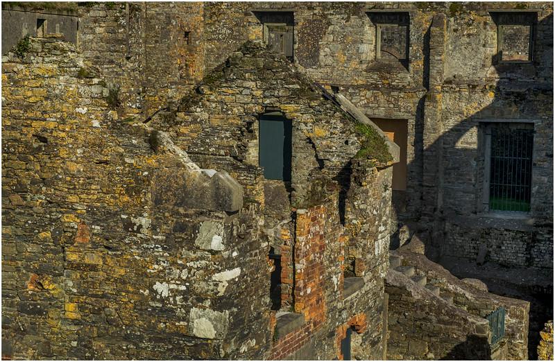 Ireland County Cork Kinsale Charles Fort 21 September 2017