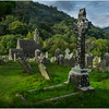 Ireland County Wicklow Glendalough 1 September 2017