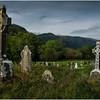 Ireland County Wicklow Glendalough 3 September 2017