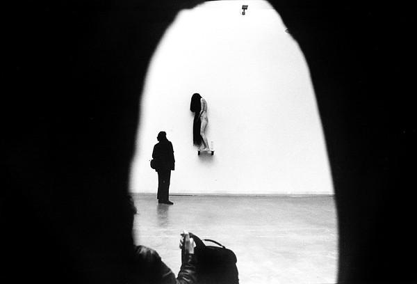 """It's Sandra from the Biennale!,"" Venice, Italy"