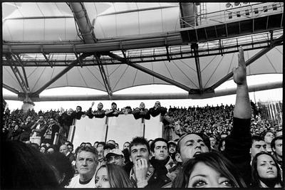 Soccer Fans, Rome