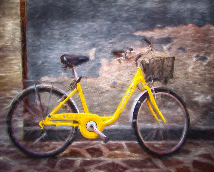 Tuscan Ride