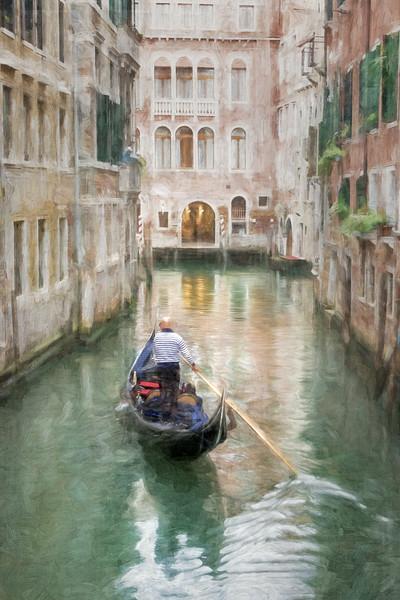 Through the Canal