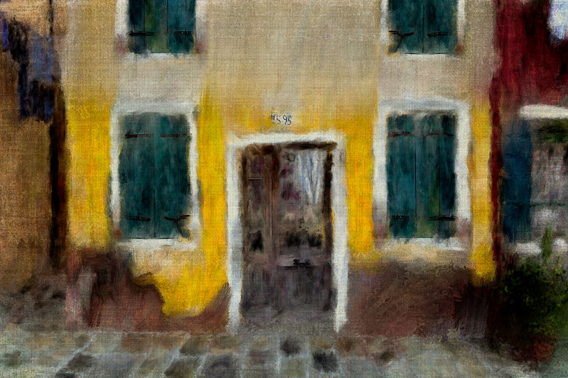 Painted Street