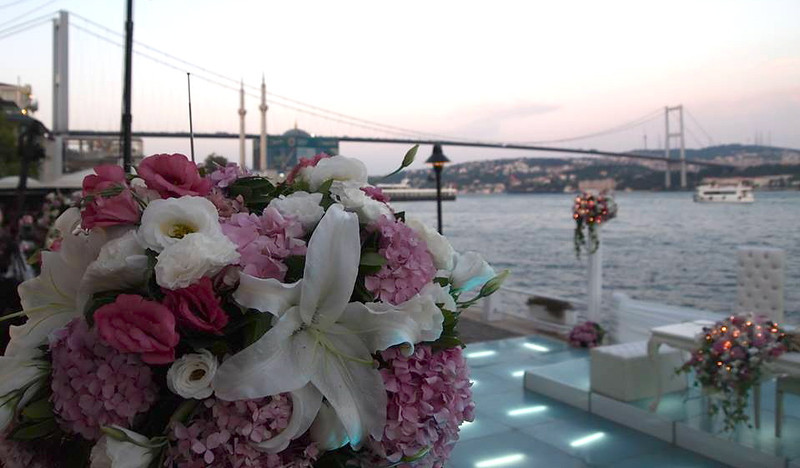 Wedding in Bosphorus