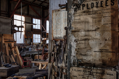 Knight Foundry, Sutter Creek, CA.