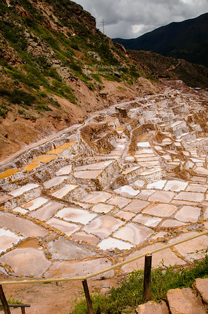 The Salt pans of Maras