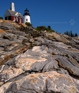 """Pemaquid Point Light"""