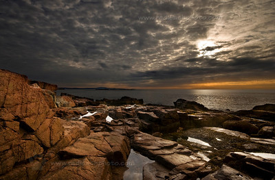 """Acadia Morning"""