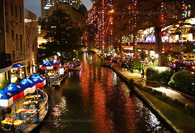 Christmas on the Riverwalk