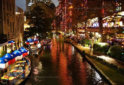 Christmas on the Riverwalk