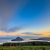 #Holyisle on #arran at #dusk tonight #longexposure