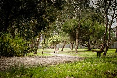 Graythorne Park Path