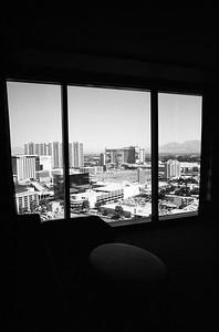 Las Vegas hotel, 2009.