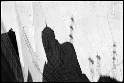 Self portrait, Hoover Dam, 2012.